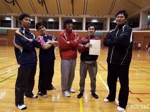2016.2団体戦男子1部リーグ3位四ツ葉A.jpg