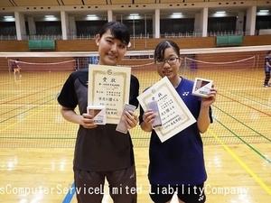 2017.9市民祭D女子1部3位.佐藤・田中組.jpg