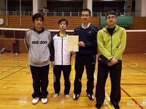 2016.2団体戦男子3部リーグ2位ZEROB.jpg