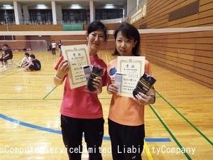 2017.9市民祭D女子1部2位.岩倉・高橋組.jpg